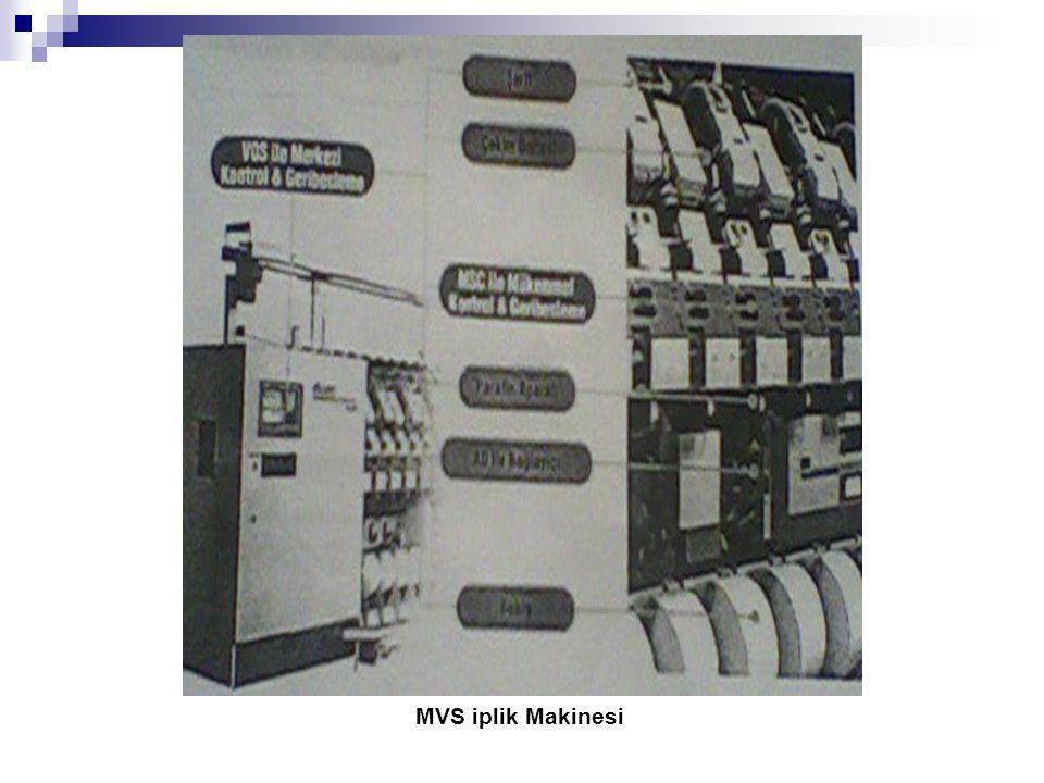 MVS iplik Makinesi