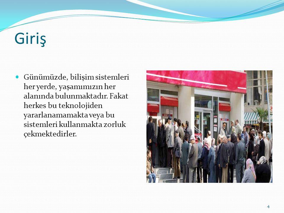95 Çağıltay, K., (2011) İnsan Bilgisayar Etkileşimi ve Kullanılabilirlik Mühendisliği: Teoriden Pratiğe, ODTÜ.