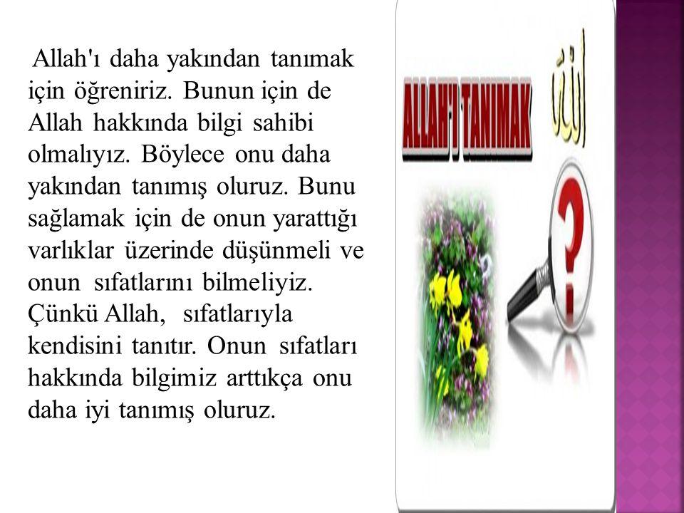 Yüce Allahın zatında, sıfatlarında ve fiillerinde (işlerinde) bir tek olması demektir.
