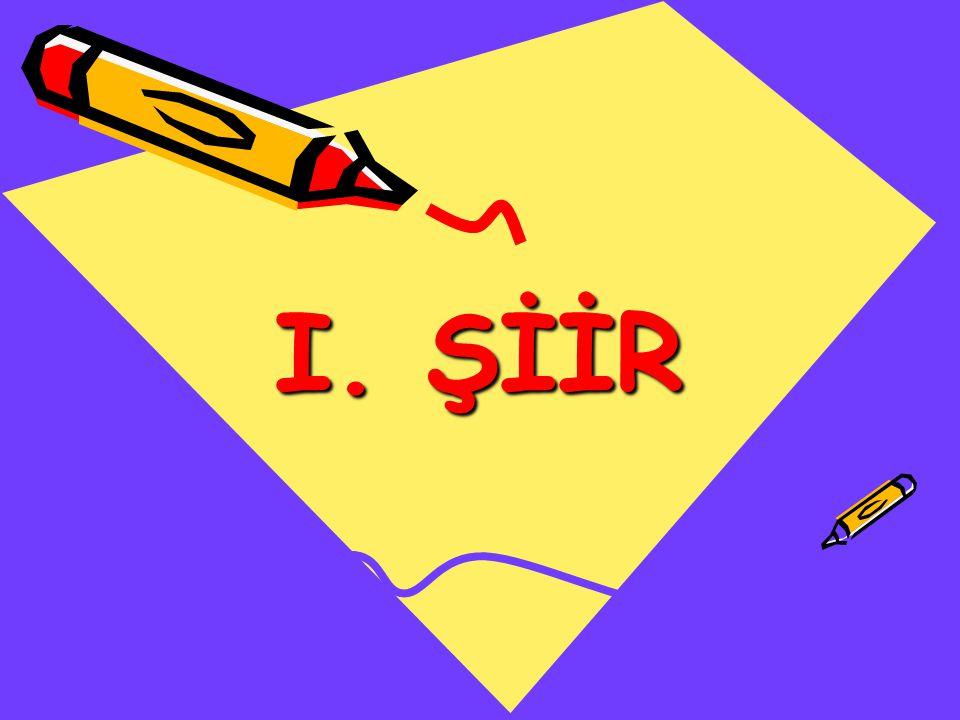 KONULARINA GÖRE ŞİİR TÜRLERİ ŞİİR LİRİK ŞİİR EPİK ŞİİR PASTORAL ŞİİR DİDAKTİK ŞİİR DRAMATİK ŞİİR www.edebiyatogretmeni.net