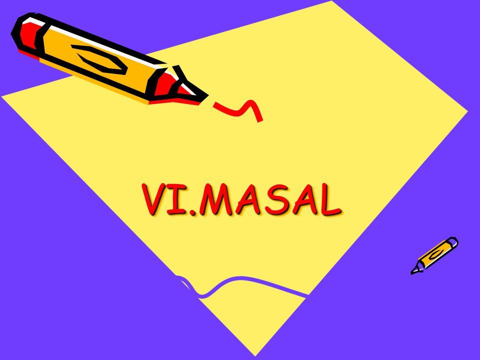 VI.MASALVI.MASAL