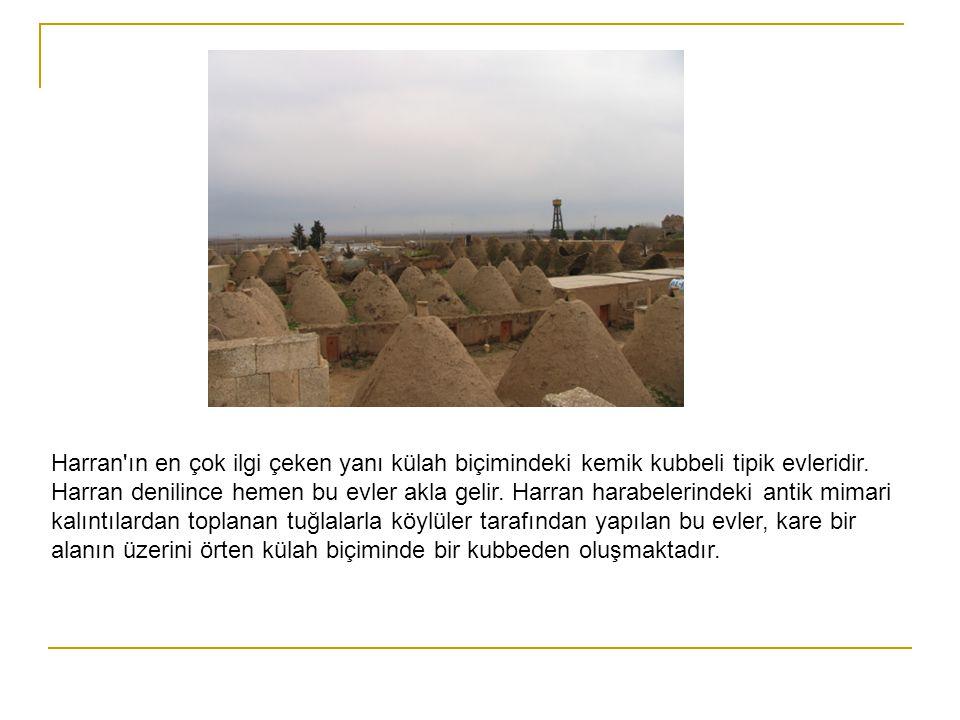 SAFRANBOLU EVLERİ Safranbolu, Karabük ilinin en büyük ve gelişmiş ilçesidir.
