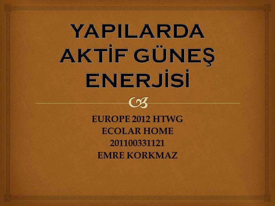 EUROPE 2012 HTWG ECOLAR HOME 201100331121 EMRE KORKMAZ