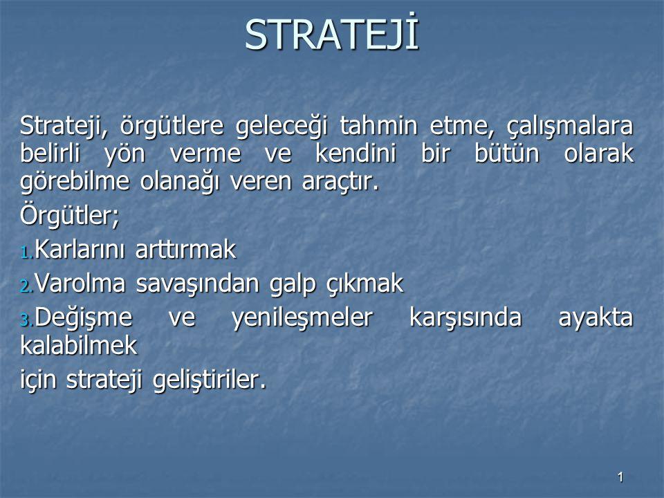 22 Stratejik planların, bizatihi kamu idarelerince ve idarelerin kendi çalışanları tarafından hazırlanması zorunludur.