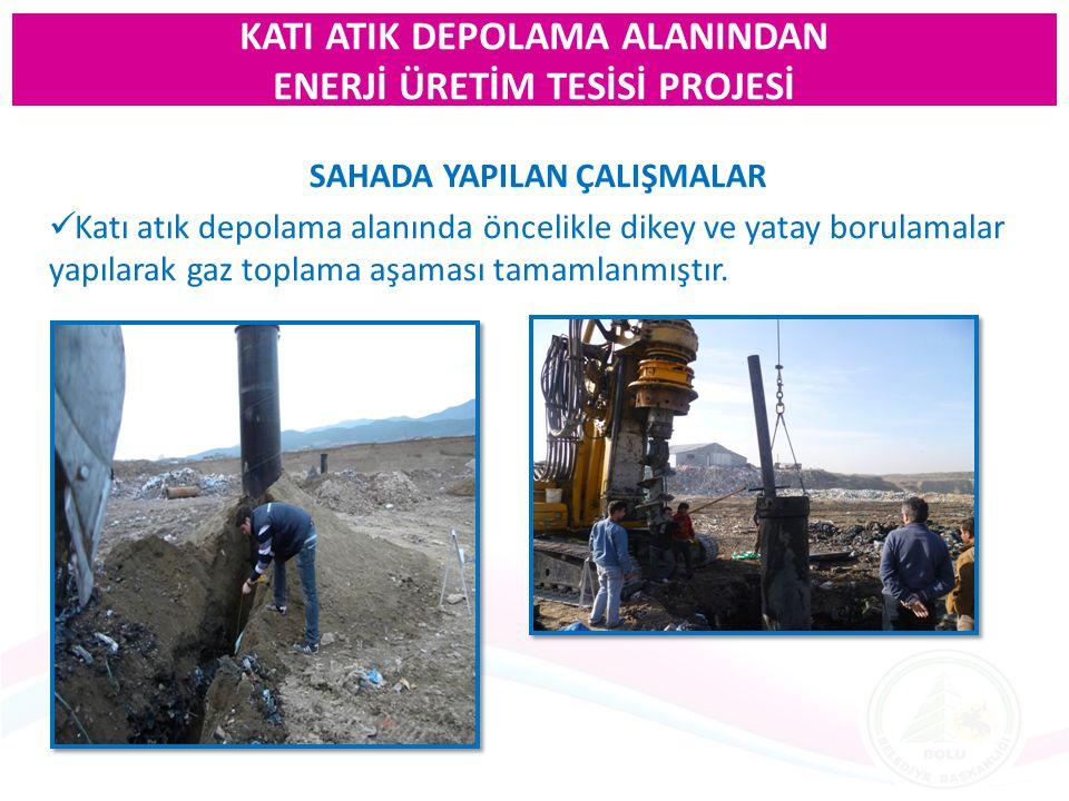 KURUMSAL FAYDALAR Bolu ölçeğinde bir il için Türkiye'de gerçekleştirilmiş ilk projedir.