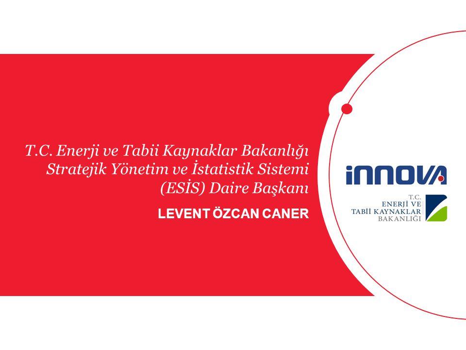 www.innova.com.tr 1 İnnova Bilişim Çözümleri T.C. Enerji ve Tabii Kaynaklar Bakanlığı Stratejik Yönetim ve İstatistik Sistemi (ESİS) Daire Başkanı LEV