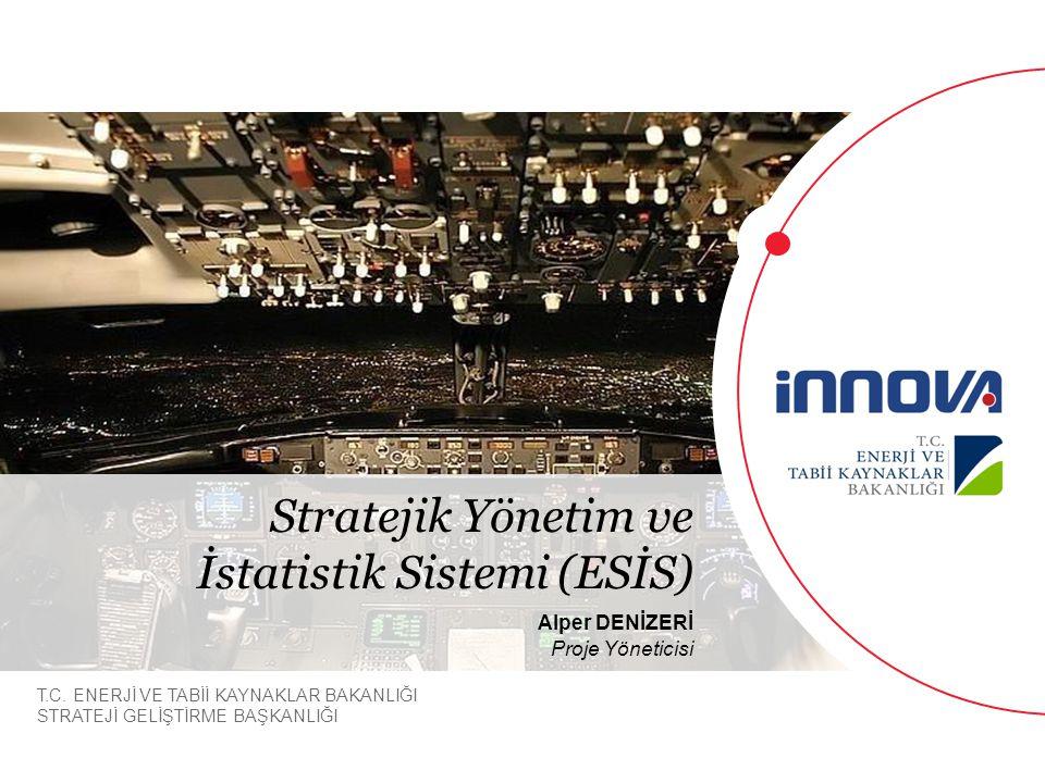 www.innova.com.tr 9 İnnova Bilişim Çözümleri V Stratejik Yönetim ve İstatistik Sistemi (ESİS) Alper DENİZERİ Proje Yöneticisi T.C. ENERJİ VE TABİİ KAY