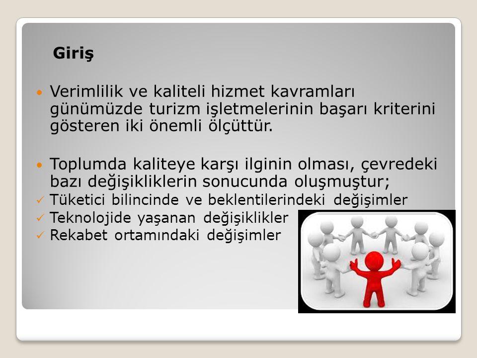 Kalite Kavramı Kalite subjektif bir kavramdır.