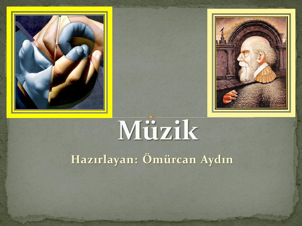 Hazırlayan: Ömürcan Aydın