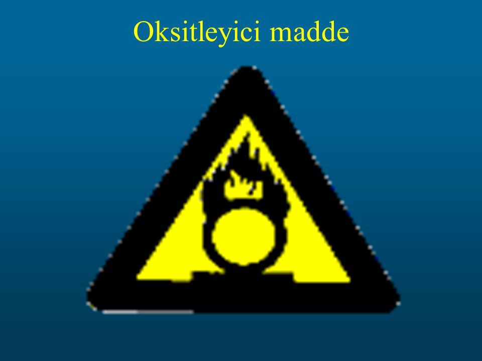 Oksitleyici madde