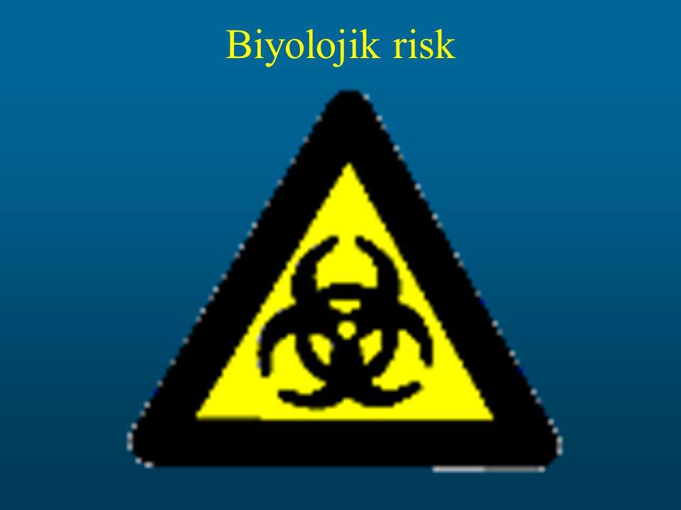 Biyolojik risk