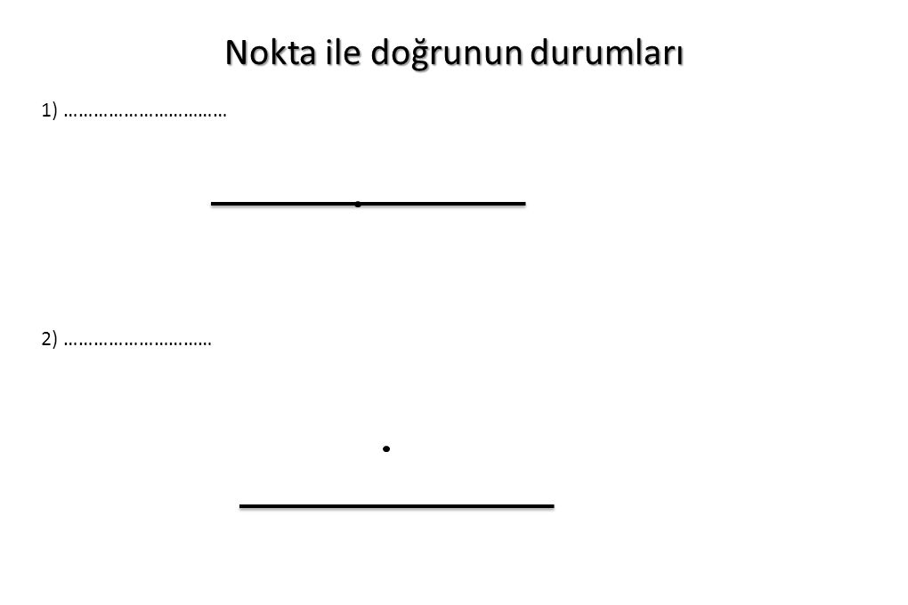 Vektör A B C D E F G H Doğrultuları aynı, uzunlukları eşit olan yönlü doğru parçalarına eş yönlü doğru parçaları denir.