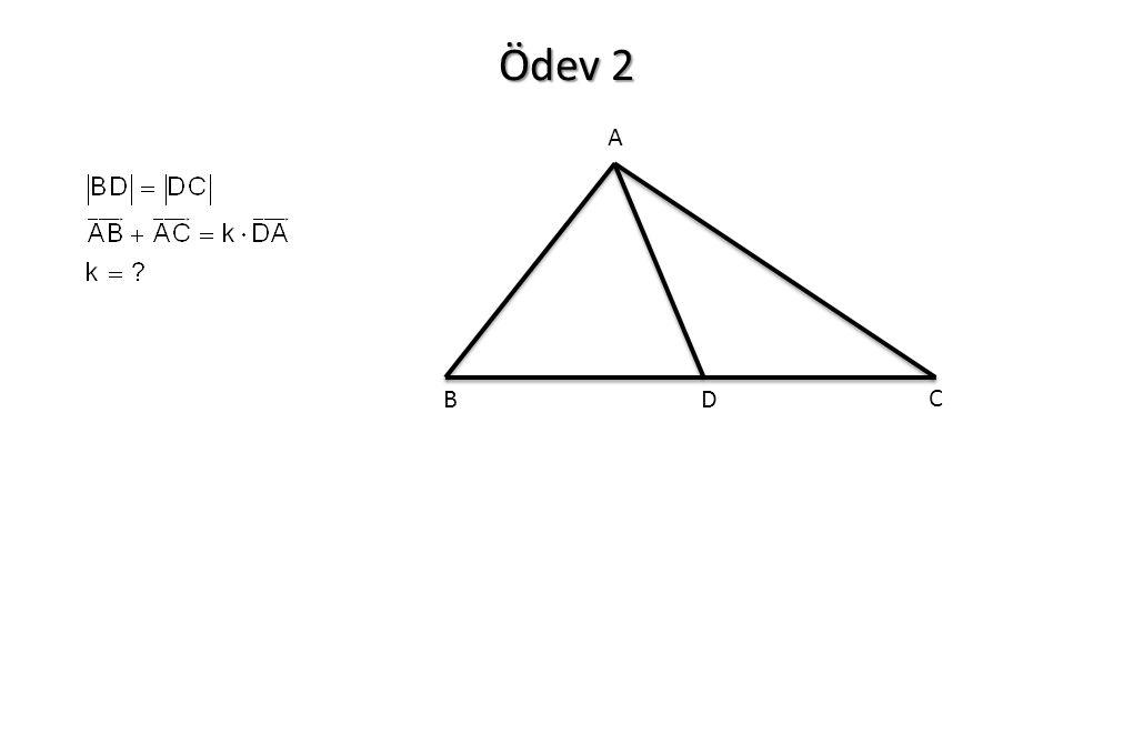 Ödev 2 A B C D