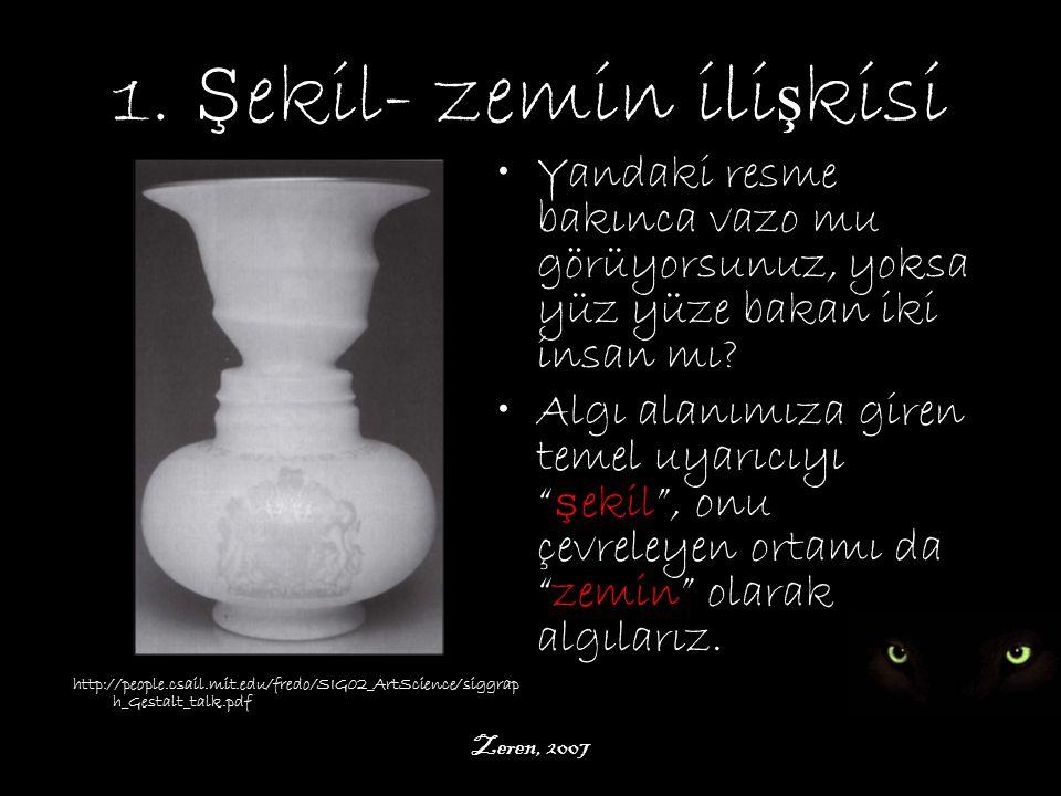 Zeren, 2007 1.