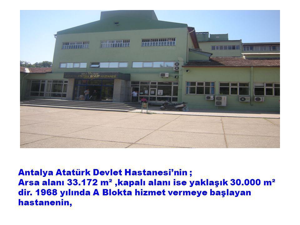 1998 yılında ise –B- Bloğu ek bina olarak tamamlanmış ve 5 bağımsız bölüm ile SSK Bölge Hastanesi olarak 502 yatak kapasite ile hizmet vermiştir.
