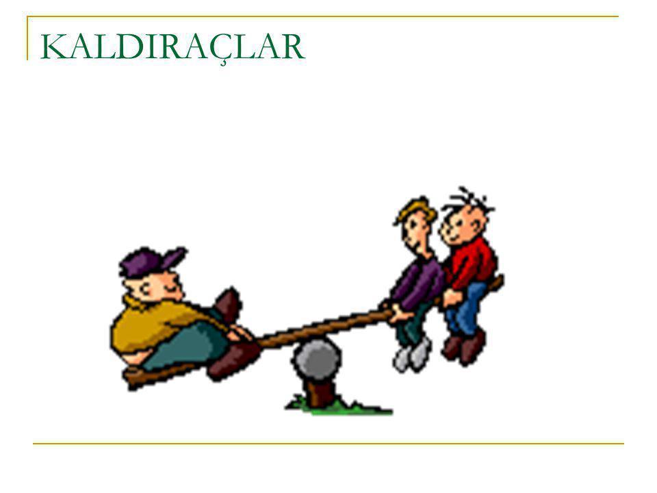 KALDIRAÇLAR