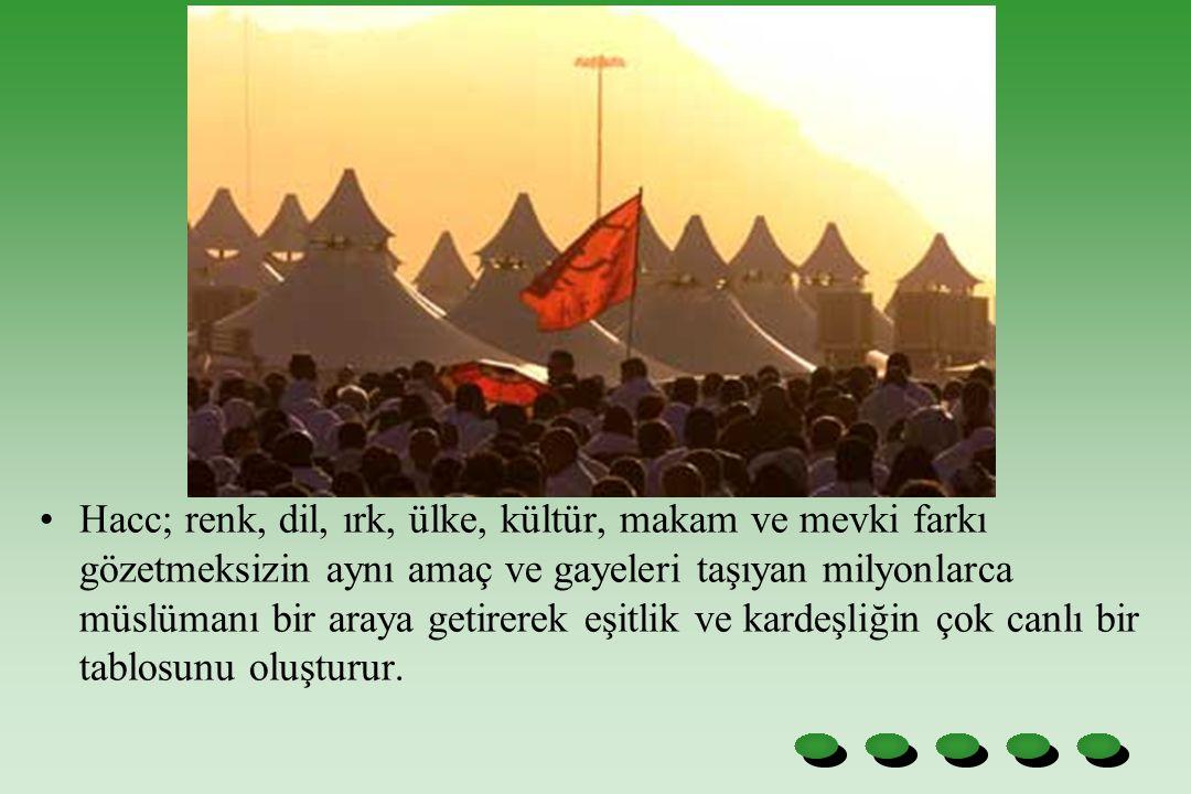 Hac(*) Sûresinin 27.