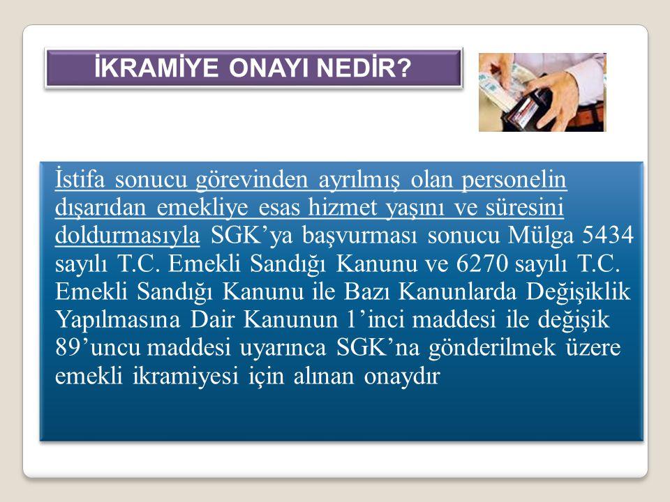 EMEKLİLİK İŞLEMİ 5510 Sayılı Yasanın Geçici 4.