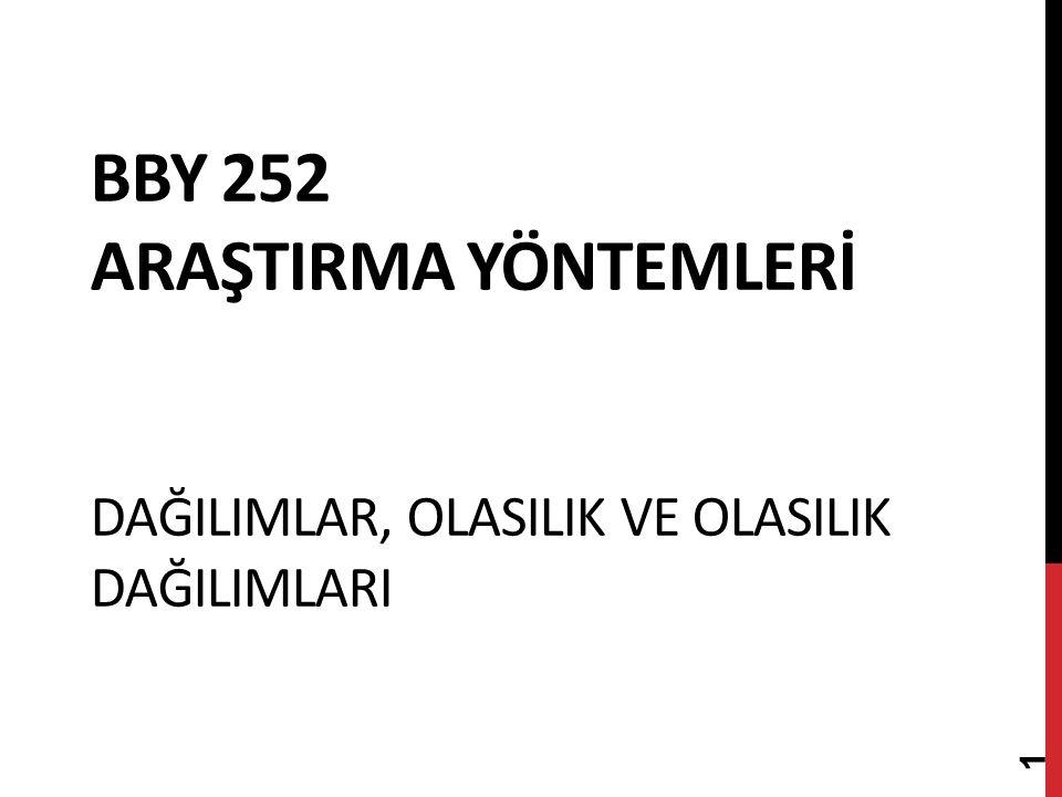 NORMAL DAĞILIM 32