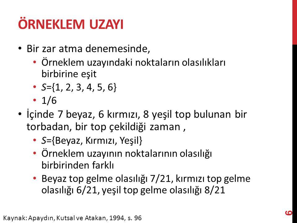 NORMAL DAĞILIM Hem uygulamalı hem de teorik istatistikte kullanılan oldukça önemli bir dağılım 18.yy'da ölçüm hatalarının dağılımı olarak ortaya çıkmış İlk olarak 1733 yılında DeMoivre tarafından matematiksel olarak tanımlanmış 1775, Laplace - bu dağılım üzerine çalışmalar 1809, Gauss – Normal dağılım ile ilgili ilk basılı eser Gauss Dağılımı 27 Kaynak: Apaydın, Kutsal ve Atakan, 1994, s.
