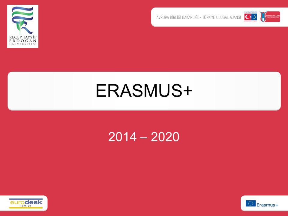 Erasmus Öğrenci Öğrenim Hareketliliği Hibeler: Ödemeler, toplam hibenin %80'i gitmeden önce, %20'si dönünce olmak üzere iki taksitte yapılır.
