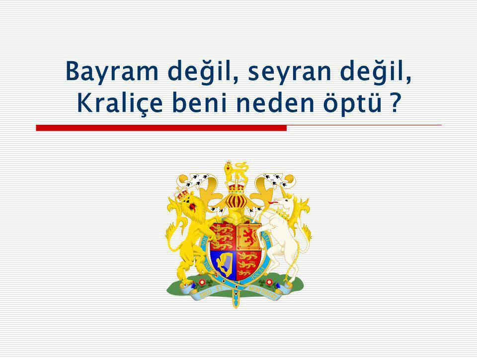  …Yakın tarihimize baktığımız zaman, Osmanlı İmparatorluğu'ndan doğan bütün devletleri İngiltere yaratmıştır:  Yunanistan (1830)  Kıbrıs (1870)  Mısır (1872)  Yemen (1918)  Suriye (Mart ve 21 Ekim Fransız-Türk mukavelenameleri Fransız mandası)