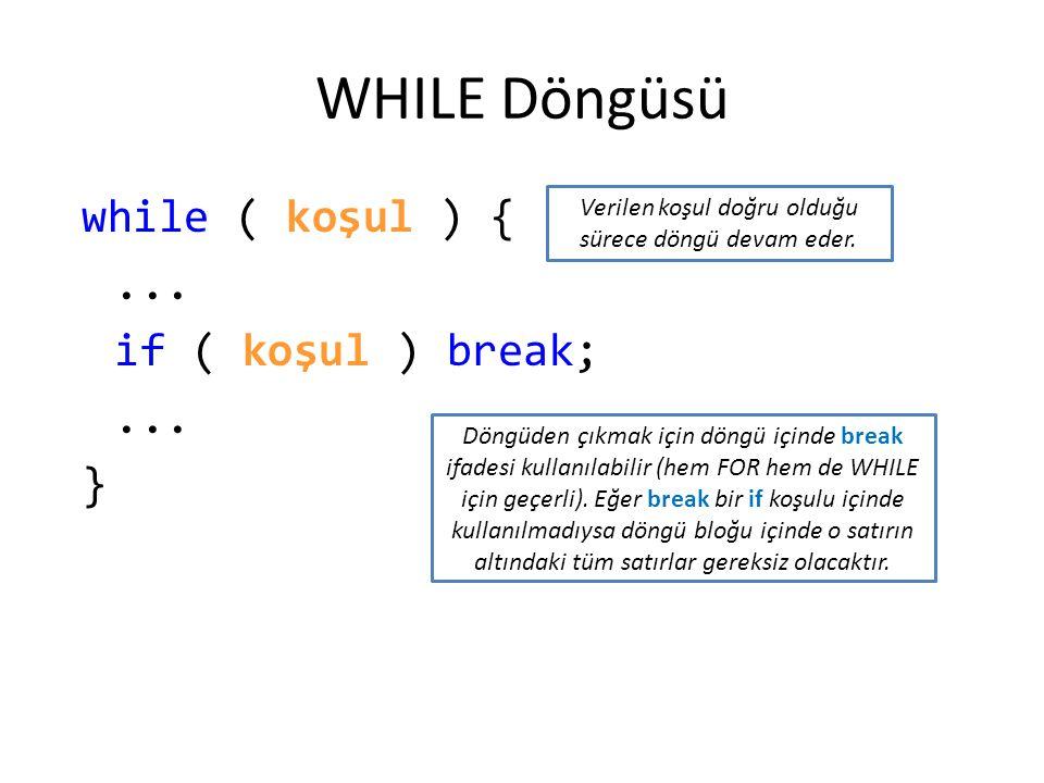 Girilen 10 sayıdan en büyüğünü bulan ve görüntüleyen program static void Main(string[] args) { int sayi, eb = 0; for (int i = 1; i <= 10; i++) { Console.Write(i + .