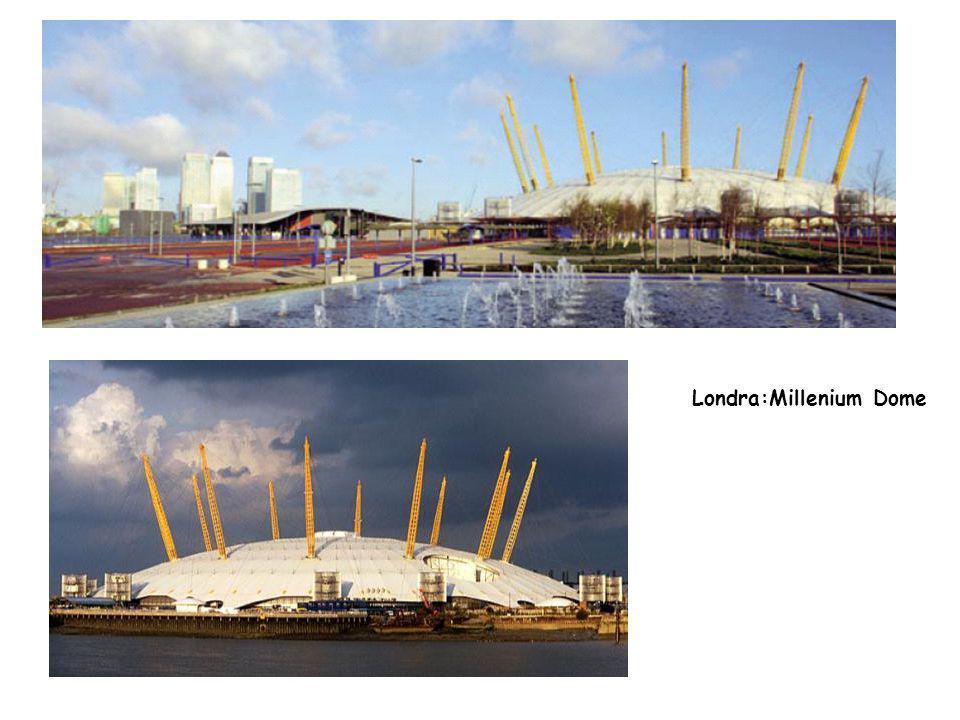 Londra:Millenium Dome