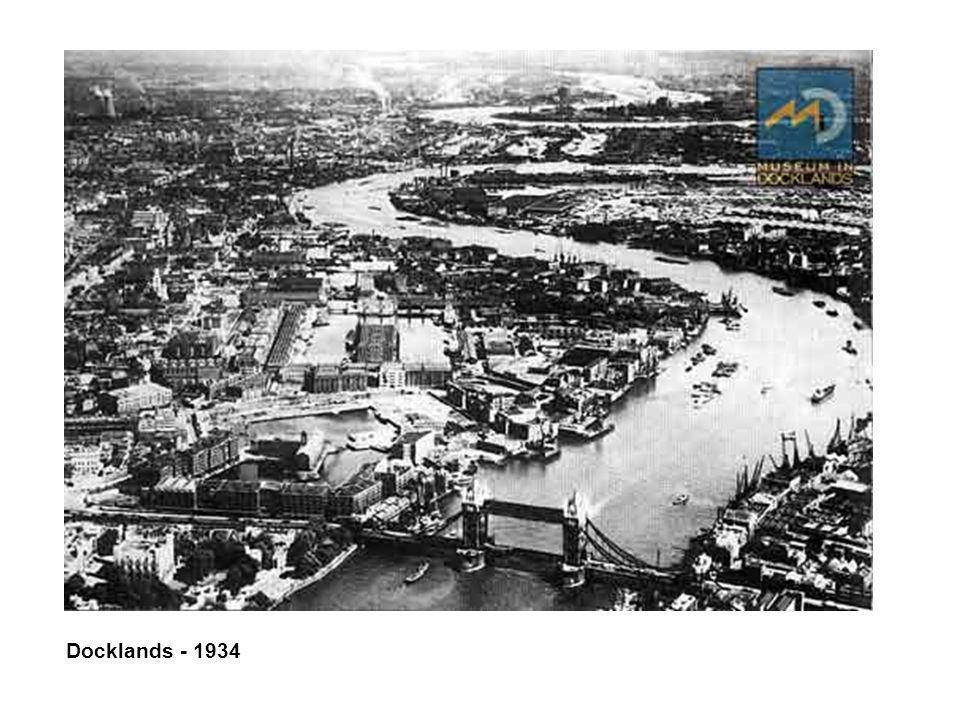 Docklands - 1934