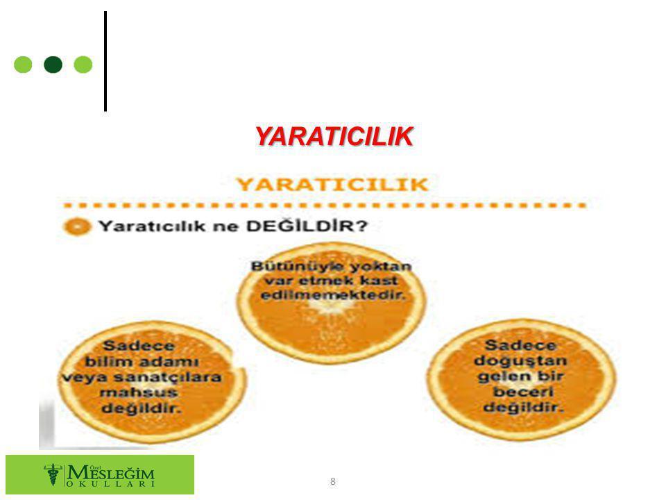 YARATICILIK 8