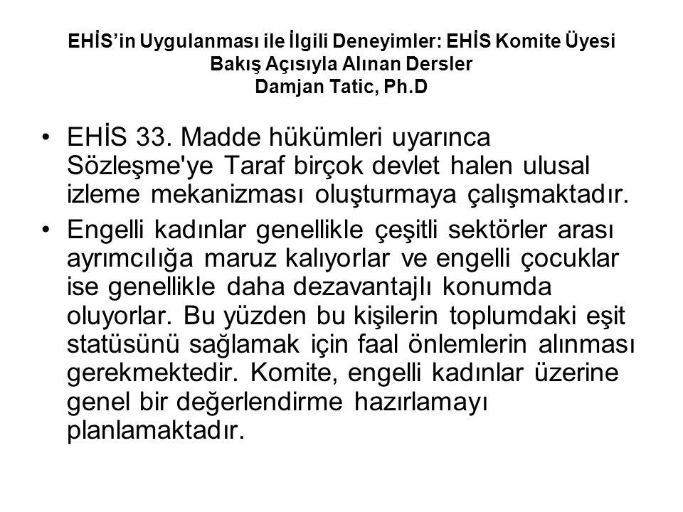 EHİS 33.