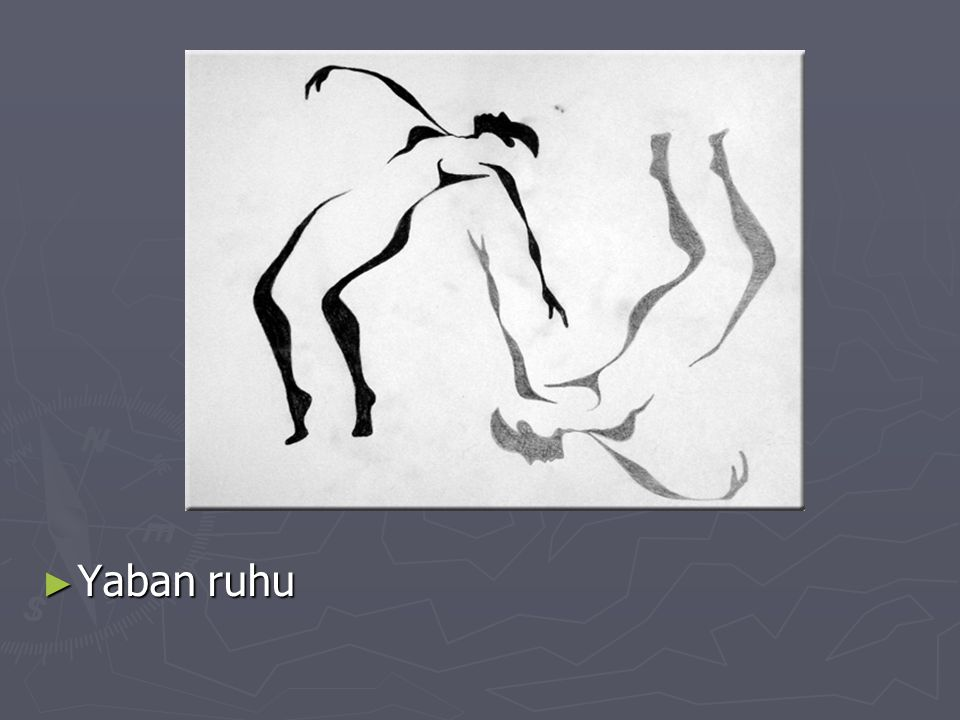 ► Yaban ruhu