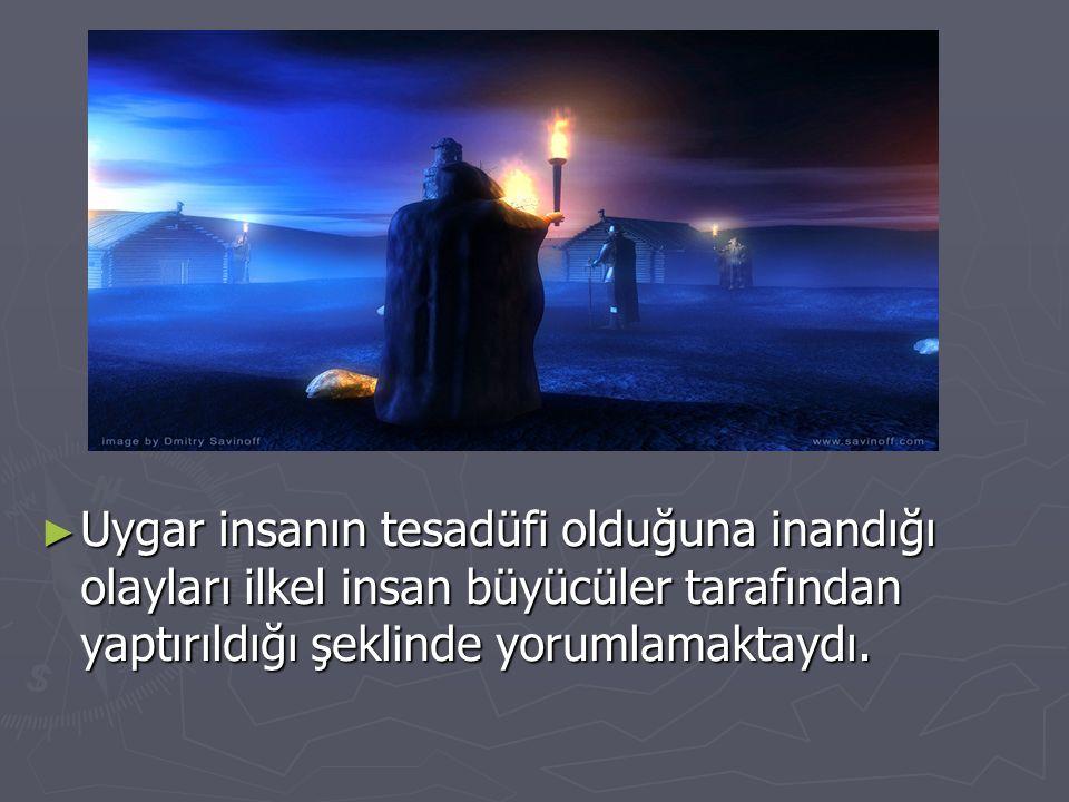 ► Kamusal bir kurum olarak imanın dezavantajı iki efendiye hizmet etmektir. Bunlar tanrı ve devlet…