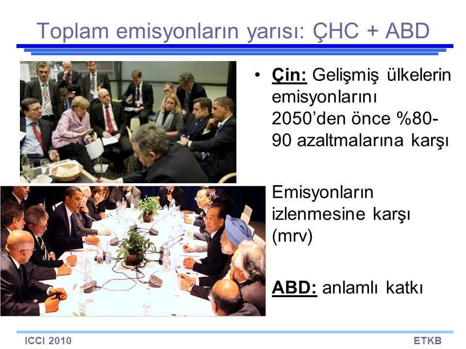 ICCI 2010ETKB Gelişmeler Neden Siyasi bir Belge.