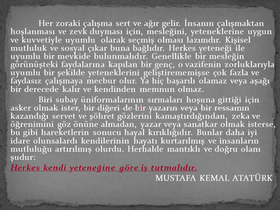 DÜZENLİ OLARAK NOT TUTULMASI ÇOK ÖNEMLİDİR !!...