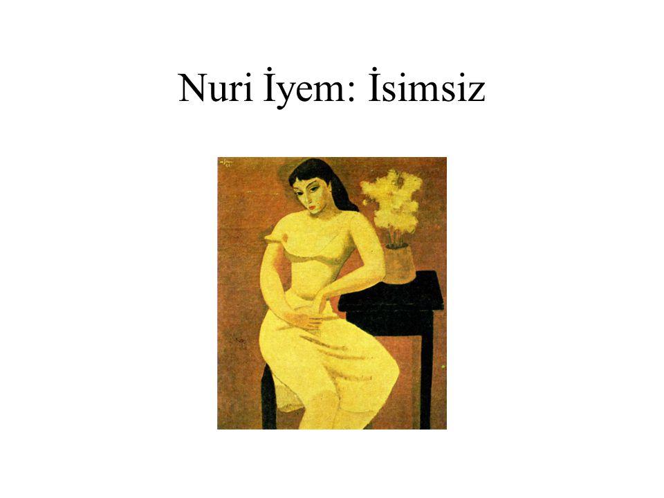 Nuri İyem: İsimsiz