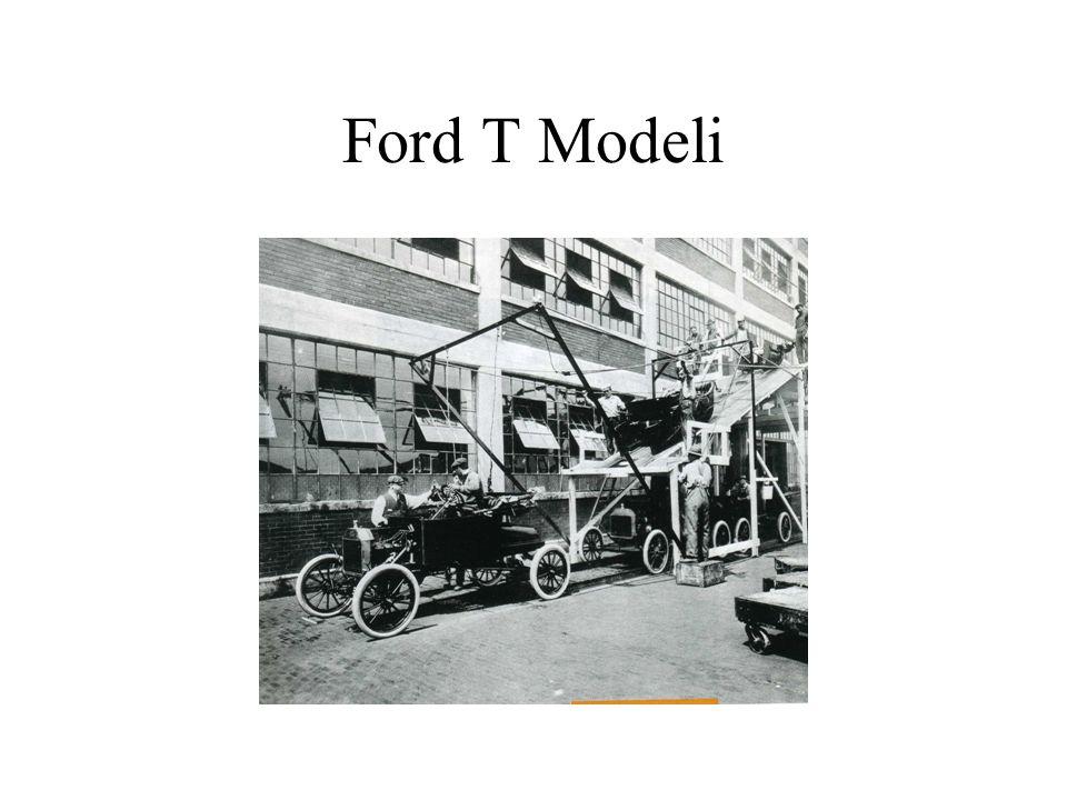 Ford T Modeli