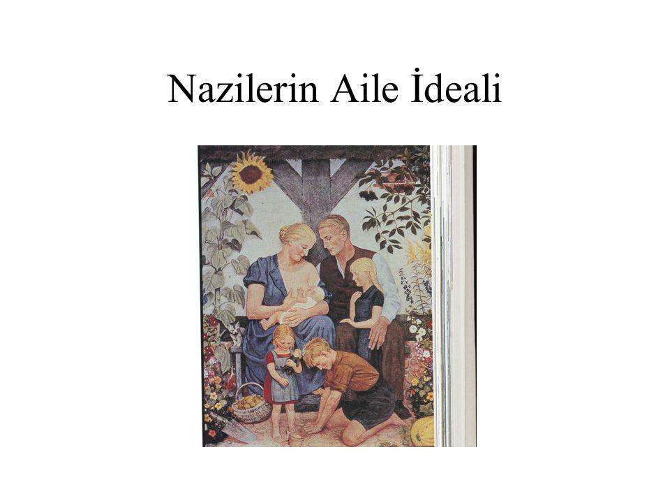 Nazilerin Aile İdeali
