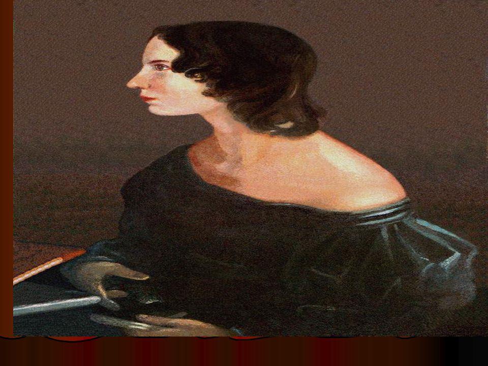 Emily Jane Brontë (1818 - 1848) Romantizm akımının en güçlü eserlerinden birini yazmış İngiliz edebiyatçı.