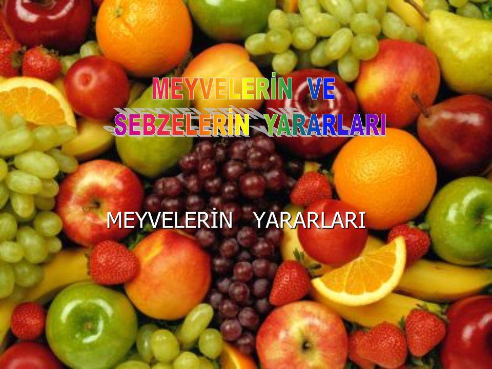 Vitaminler –A vitamini Kaynağı Kaynağı Sebzeler,meyveler,kar aciğer, deniz ürünleri,süt ve süt ürünleri yumurtadır.
