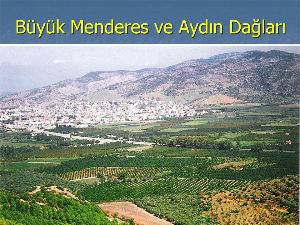 Büyük Menderes ve Aydın Dağları