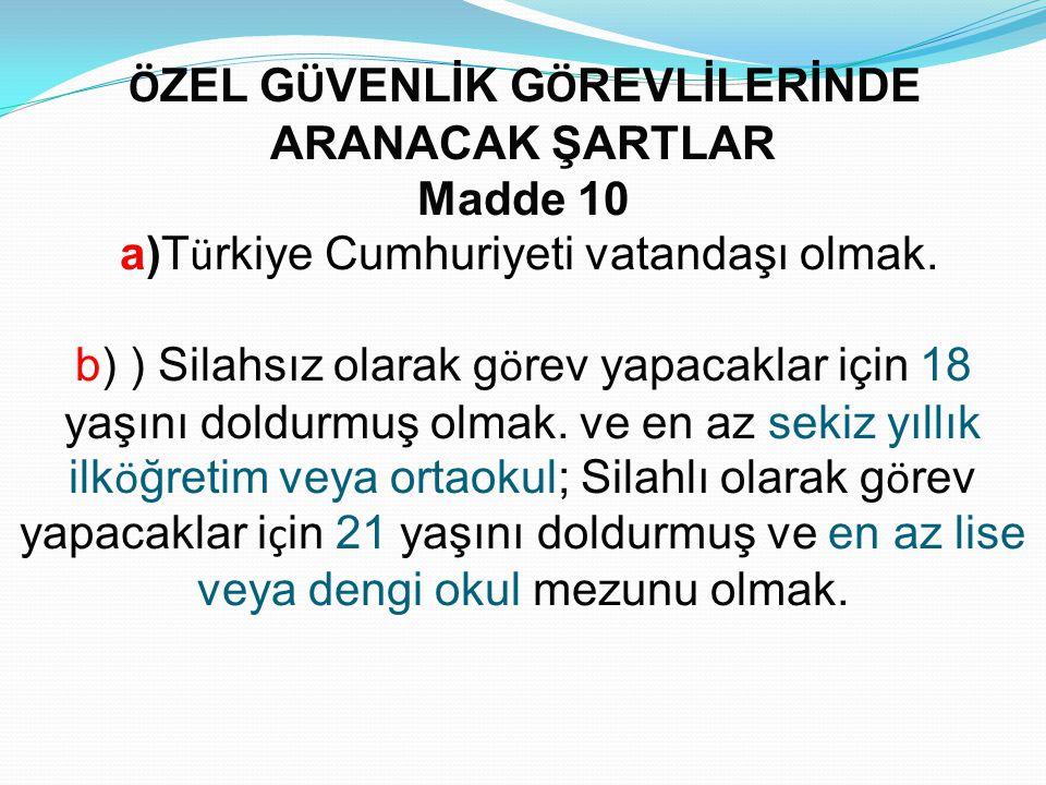 KANUNA UYGUNLUK SEBEPLERİNDEN 6.