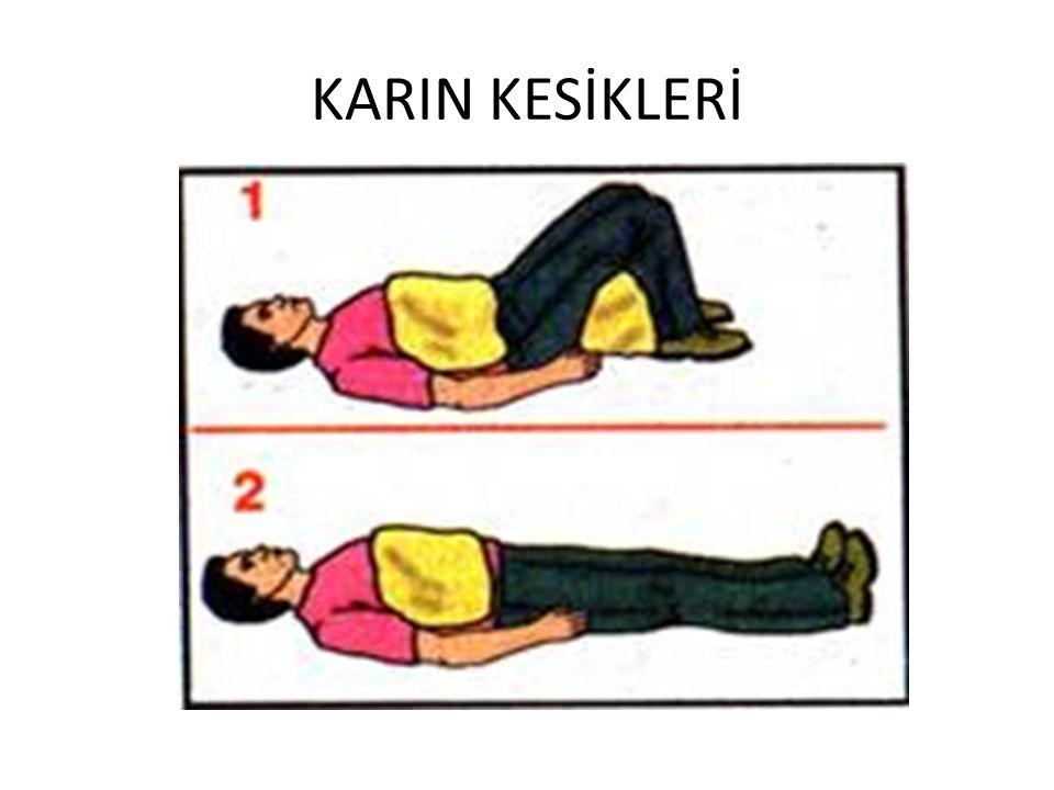 KARIN KESİKLERİ