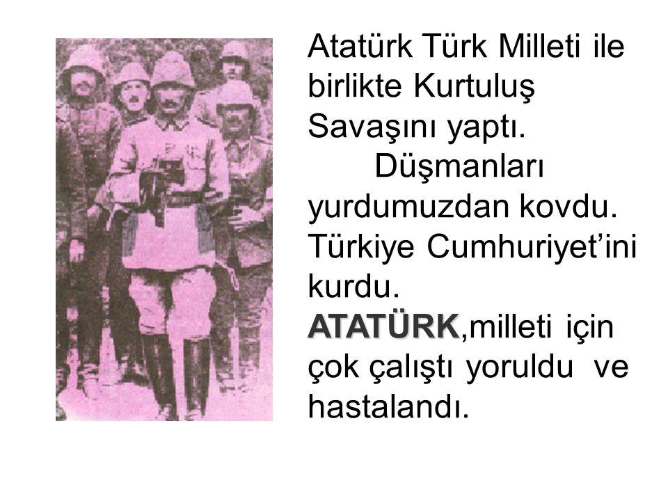 Bu duruma üzülen annesi oğlunu okutmak için tekrar Selanik'e geldi. İlkokulu bitiren Mustafa'yı Selanik Askeri Ortaokula yazdırdı. Kemal adını matemat