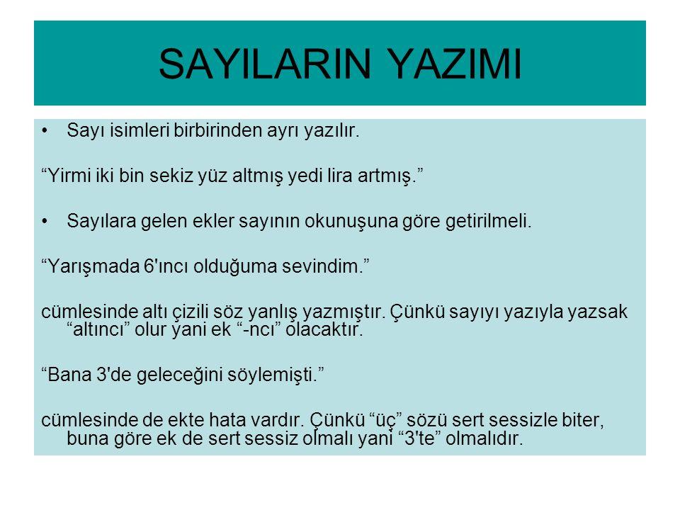 Kİ BAĞLACININ YAZIMI Türkçe'de üç tür ki vardır: İlgi zamiri, sıfat yapan ek ve bağlaç.