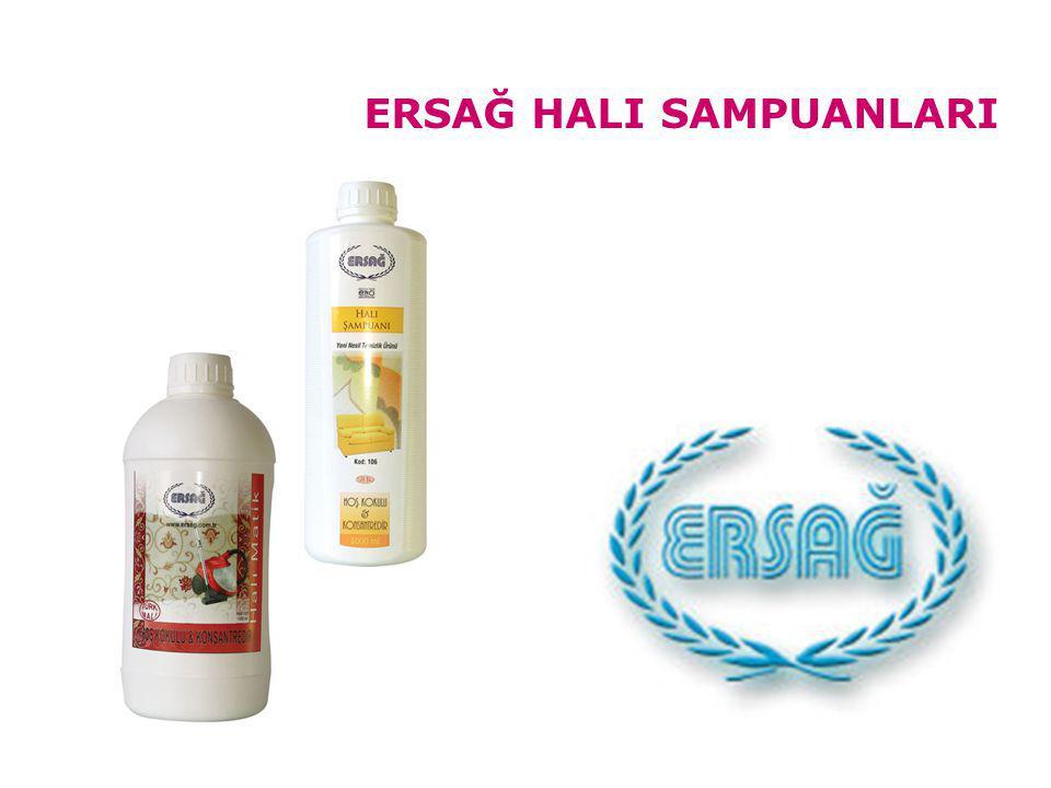 ÇÖZÜM:ERSAĞ HALILAR VE KİLİMLER Halı ve döşemelik kumaşların temizliği için hazırlanmış şampuanların birçoğunun aktif maddesi, perkloretilen'dir. Bu m