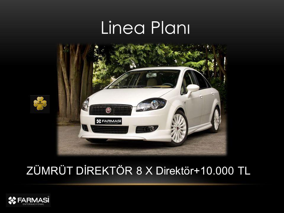 Linea Planı ZÜMRÜT DİREKTÖR 8 X Direktör+10.000 TL