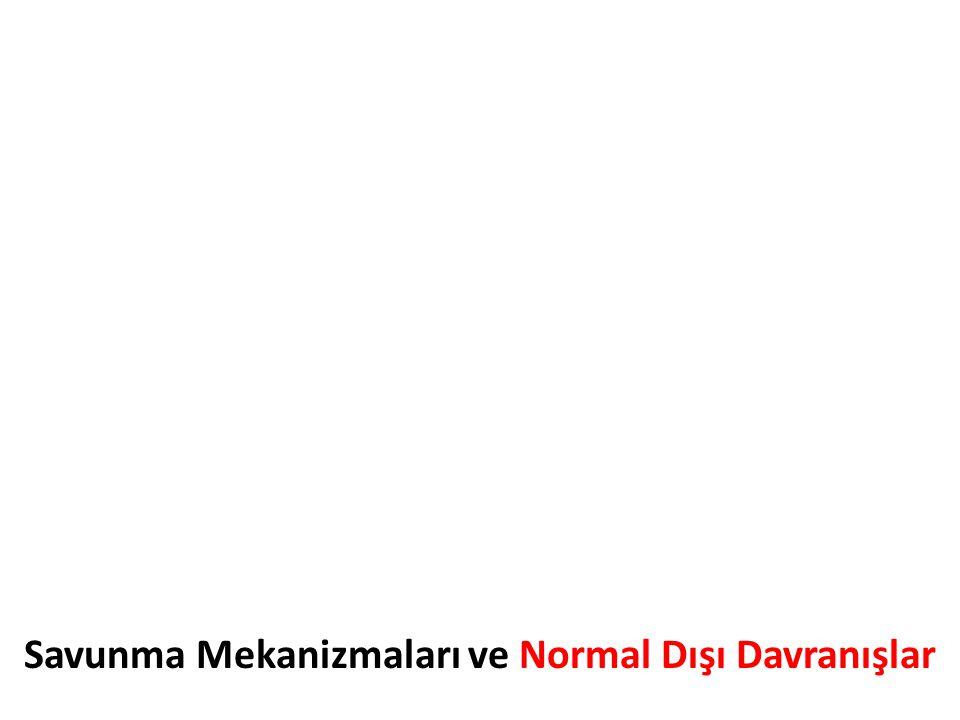 Normal Birey Nedir?