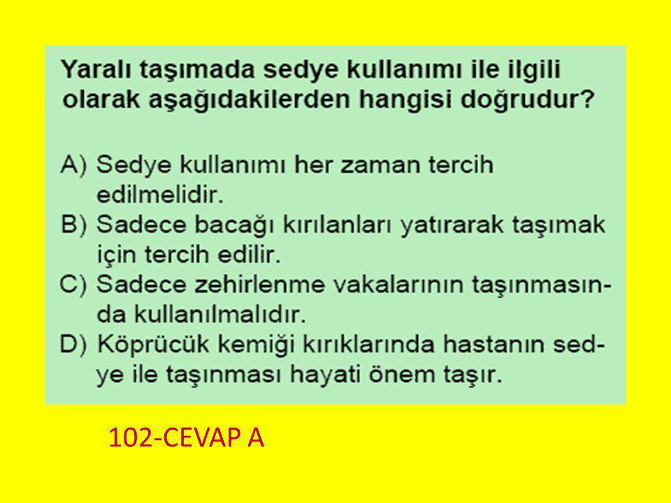102-CEVAP A Soru 13..