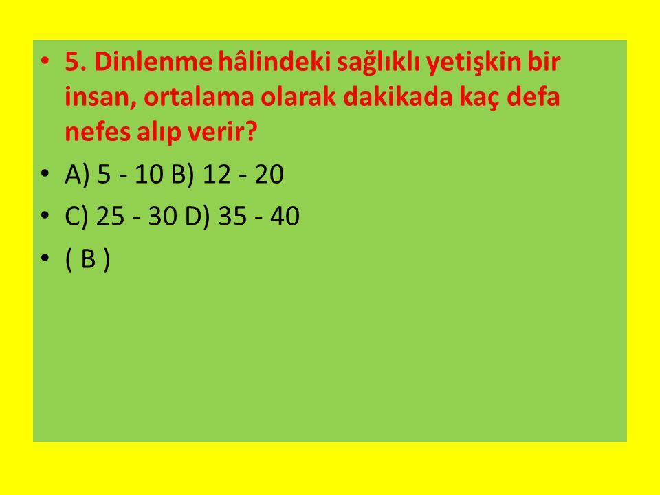6.Aşağıdakilerden hangisi toplardamar kanamasının özelliğidir.